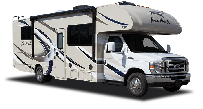 Original Class C Motor Homes RV Rentals And Sales  Cruise America